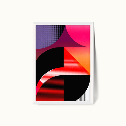 Tangram Slice XII | Limited Edition Giclee Print  50 x 70cm