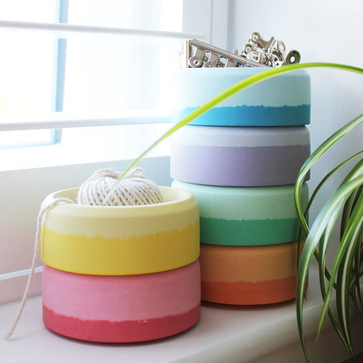 Stackable Storage Dishes - Pride Theme