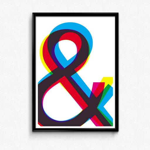 Ampersand 'Helavura' – Giclée Print: Limited Edition