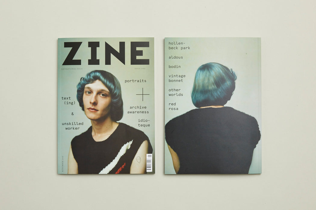 Zine Magazine - Issue One