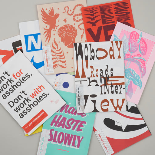 Posterzine™ Bundle | Issues 33-43