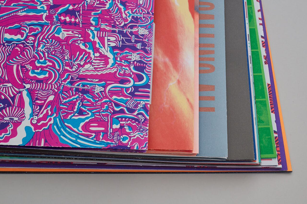 Posterzine™ Bundle | Issues 1-17 & Copy of Print Isn't Dead Mag | FREE UK P&P