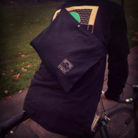 Bridge UNLTD Embroidered Logo Musette