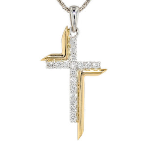 """Reconciliation"" Diamond Cross"