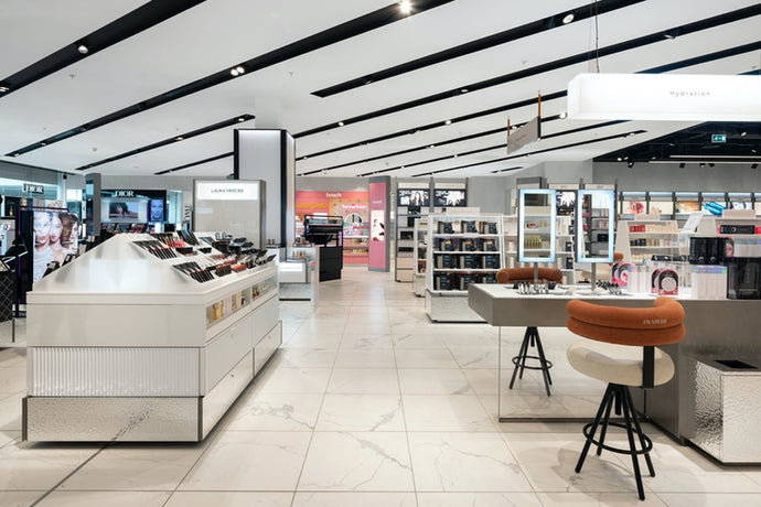 Cosmetics Business Reports On Frasers Newly Revamped 'Harrods Of The High Street' Store