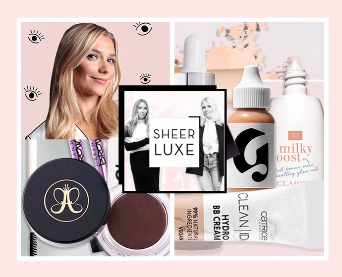 SheerLuxe Beauty Highlights Podcast Featuring Our Co-Founder Sam Freedman