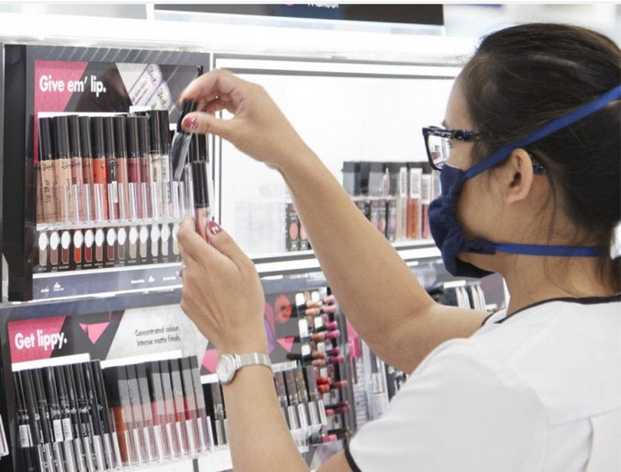 Stylist Reports On The Future Of Beauty Shopping With The Help Of Curate Beauty Experts