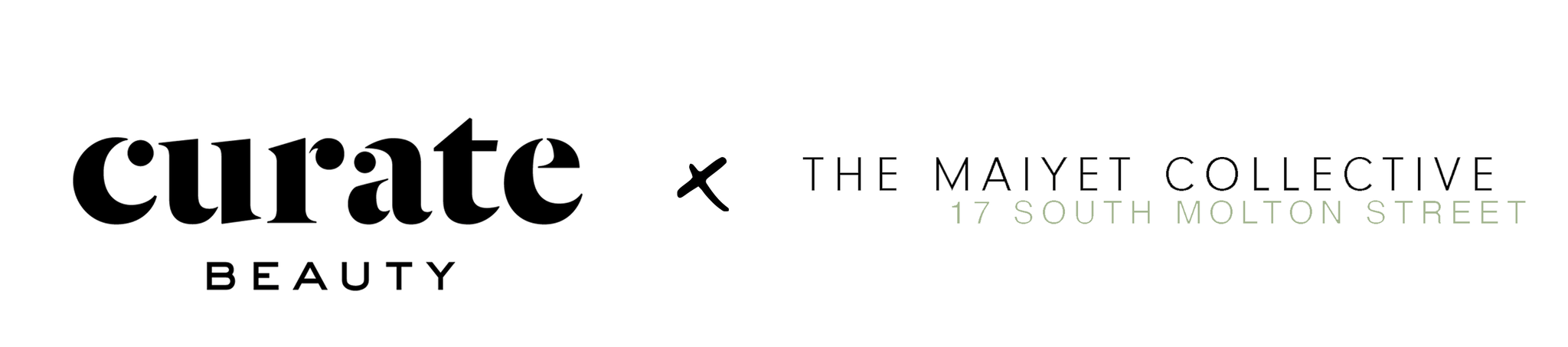 Curate Beauty x The Maiyet Collective