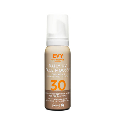 Daily UV Face Mousse SPF 30 - 75ml