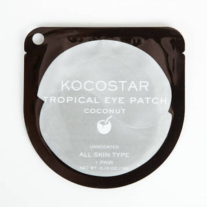 Tropical Eye Patch - Coconut