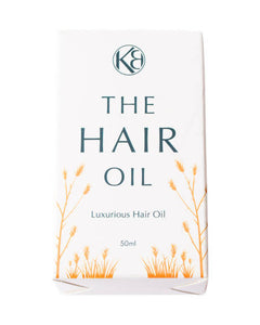 The Hair Oil