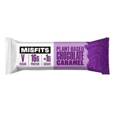 Vegan Milk Choc Caramel Protein Bar