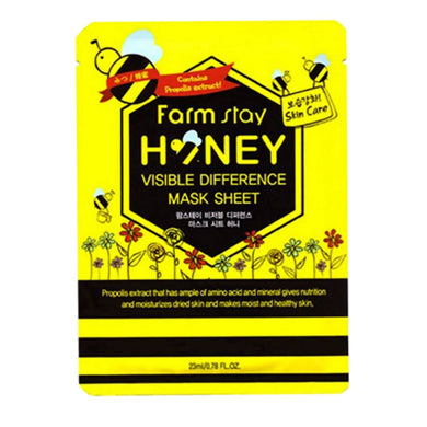 Farmstay Visible Difference Mask - Honey