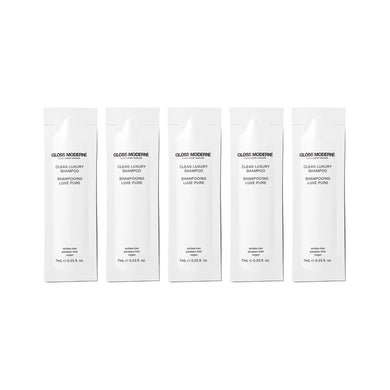 Clean Luxury Shampoo - 5 Pack