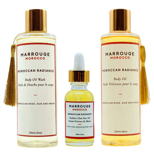 Moroccan Radiance Trio Collection