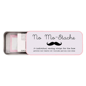 No Mo-Stache Lip Wax Kit