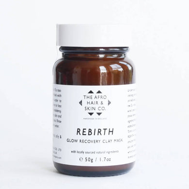 Rebirth - Glow Recovery Clay Mask