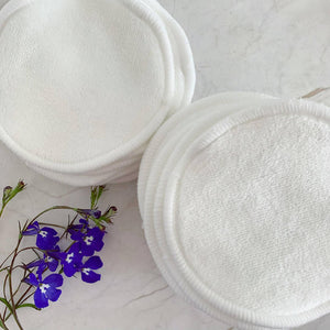 Daily Care Bamboo Facial Pads