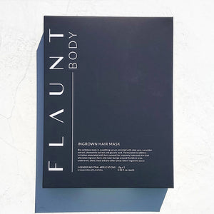 Ingrown Hair Mask - Box Set of Five