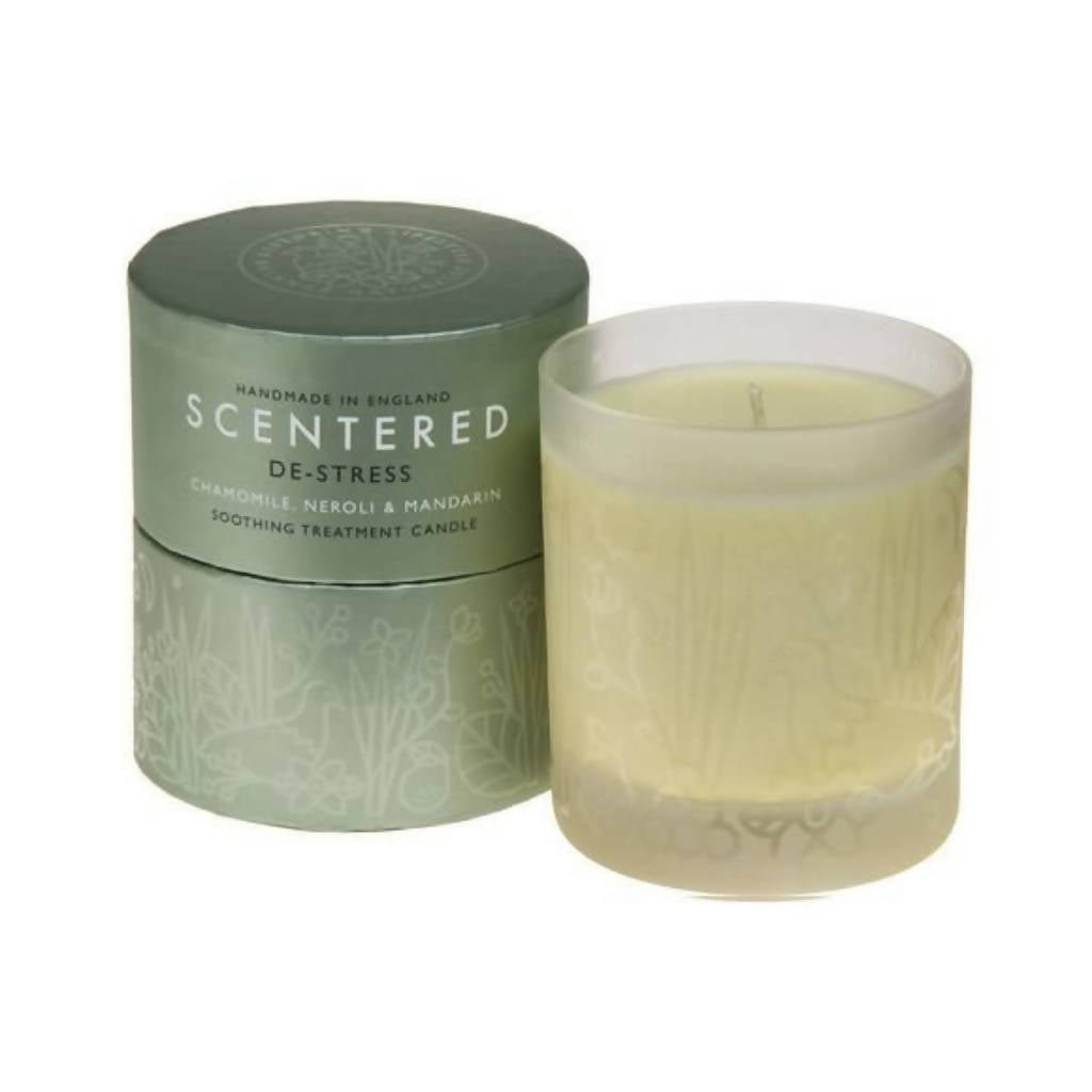 DE-STRESS Aromatherapy Candle