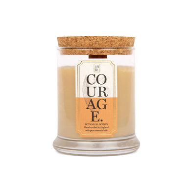 Courage Aromatherapy Scented Candle