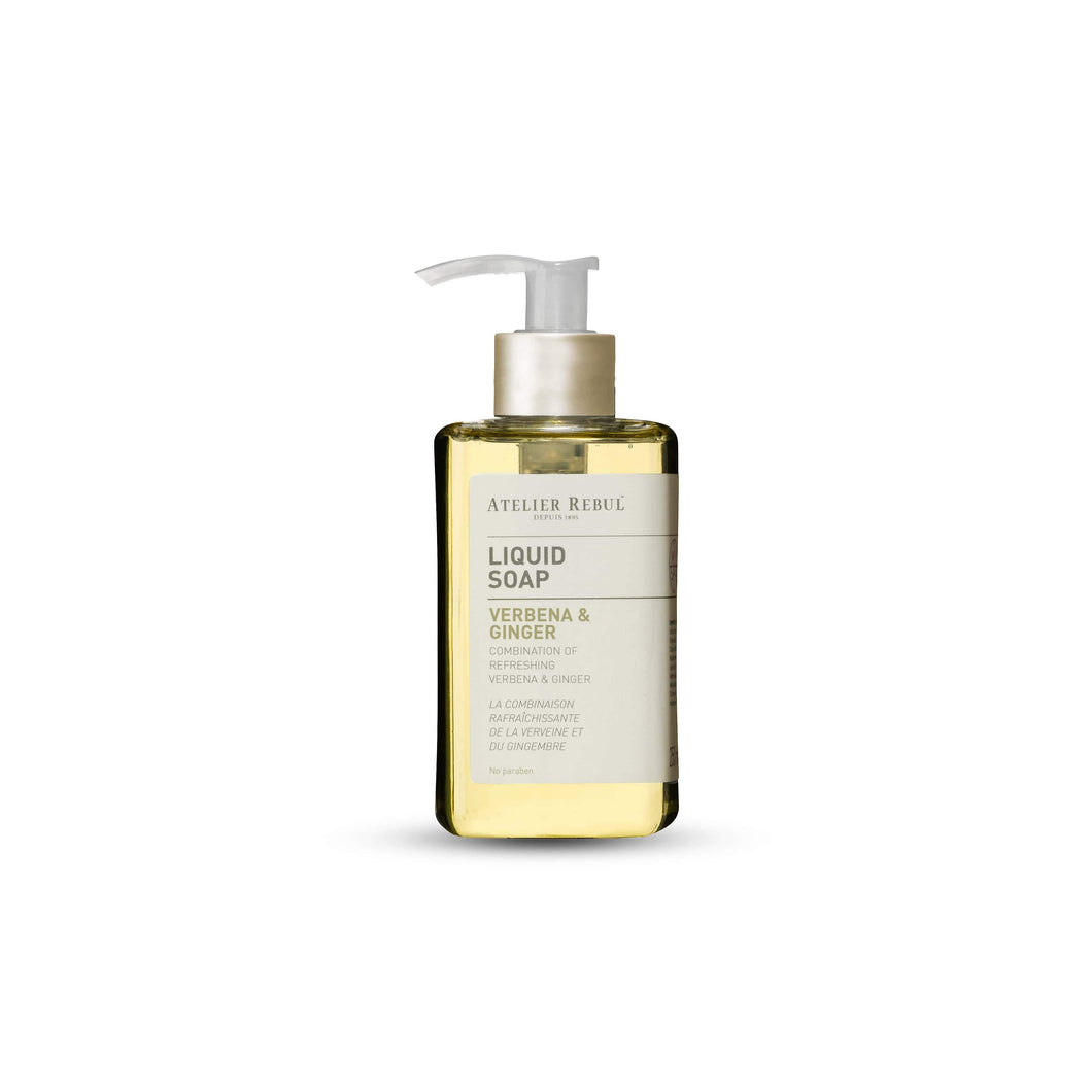 Verbena & Ginger Liquid Soap