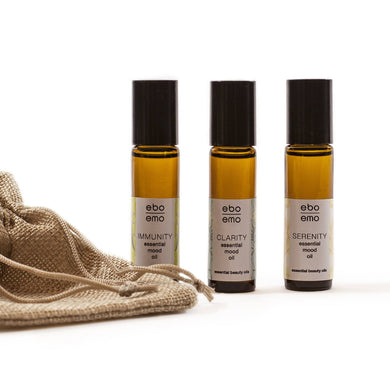 Essential Mood Oil Trio