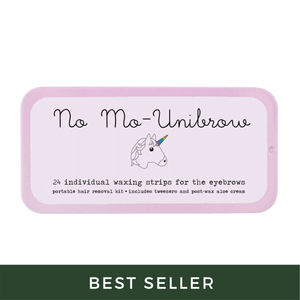 No Mo-Unibrow Brow Wax Kit