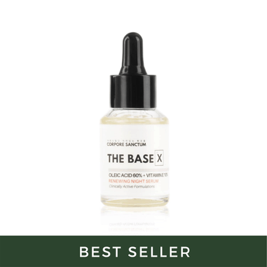 The Base X: Renewing Night Serum