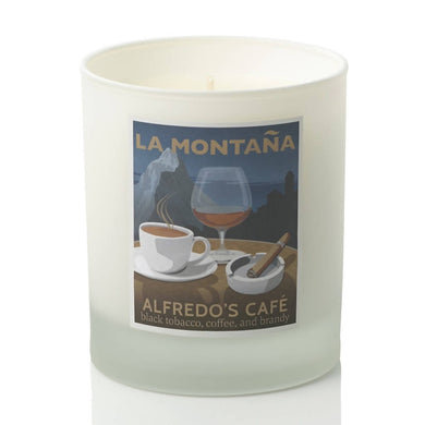Alfredo's Café Scented Candle