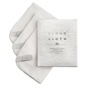Reusable Cotton Facial Cleansing Cloths