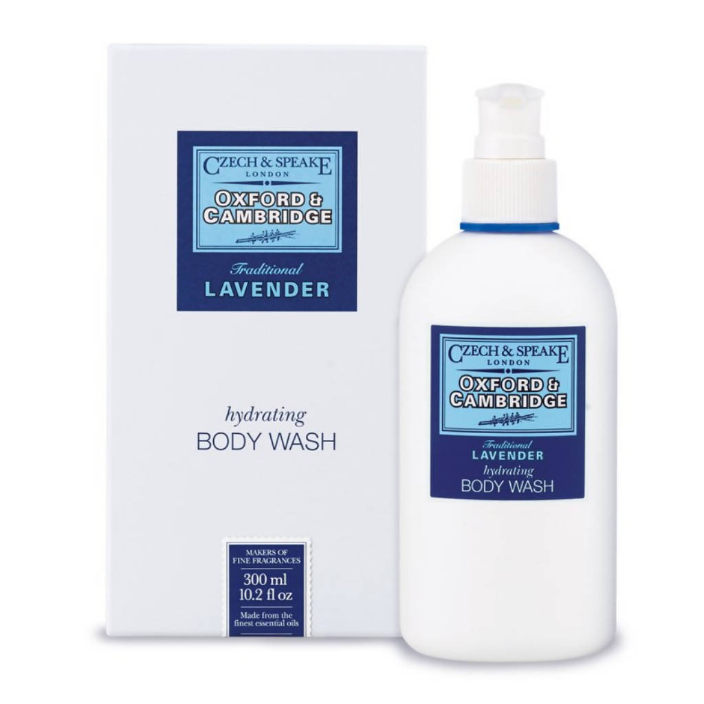 Oxford & Cambridge Hydrating Body Wash
