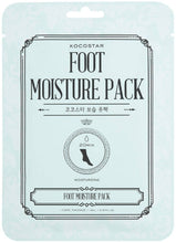 Load image into Gallery viewer, Foot Moisture Pack