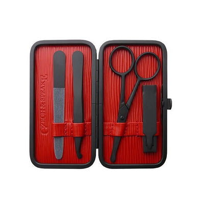 'Air-Safe' 4 Piece Travel Manicure Set