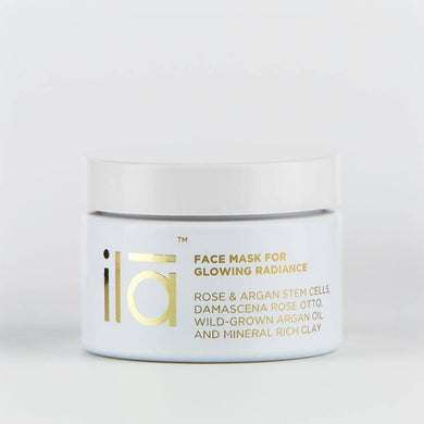 Face Mask for Glowing Radiance