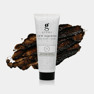 Raw Espresso Face Scrub + Mask - 80ml