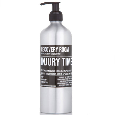 Injury Time Pain Relief Gel