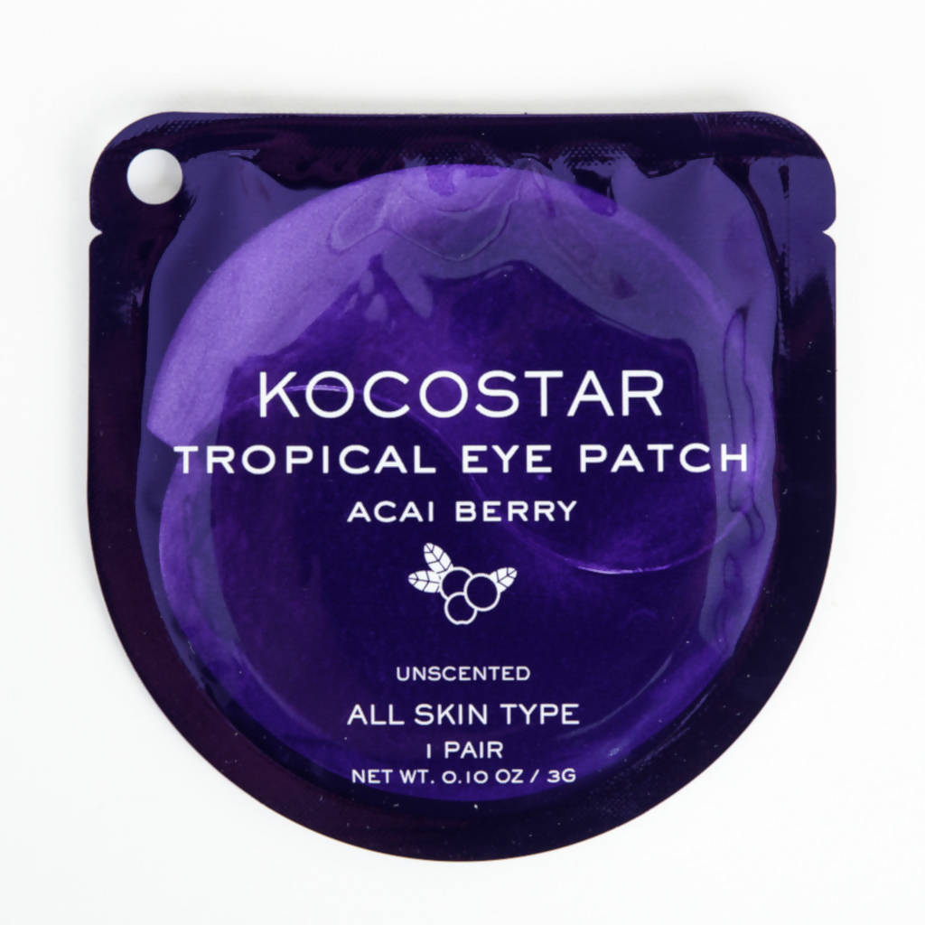 Tropical Eye Patch - Acai Berry