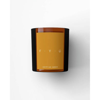 Egyptian Amber Back to Basics Candle