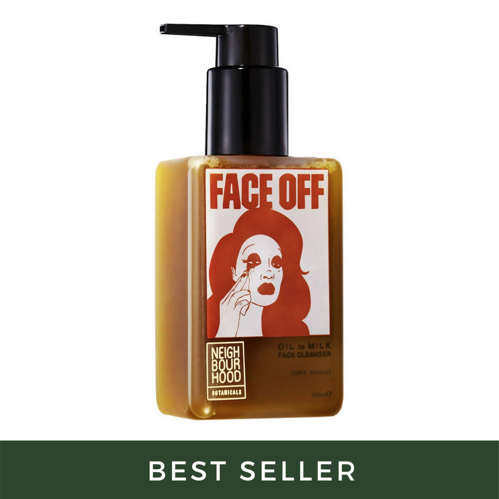 Face Off Oil to Milk Facial Cleanser