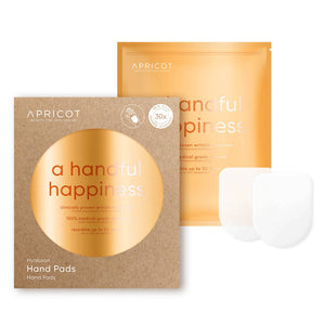 "Hyaluron Hand Pads - ""a handful of happiness"" - 30 Applications"