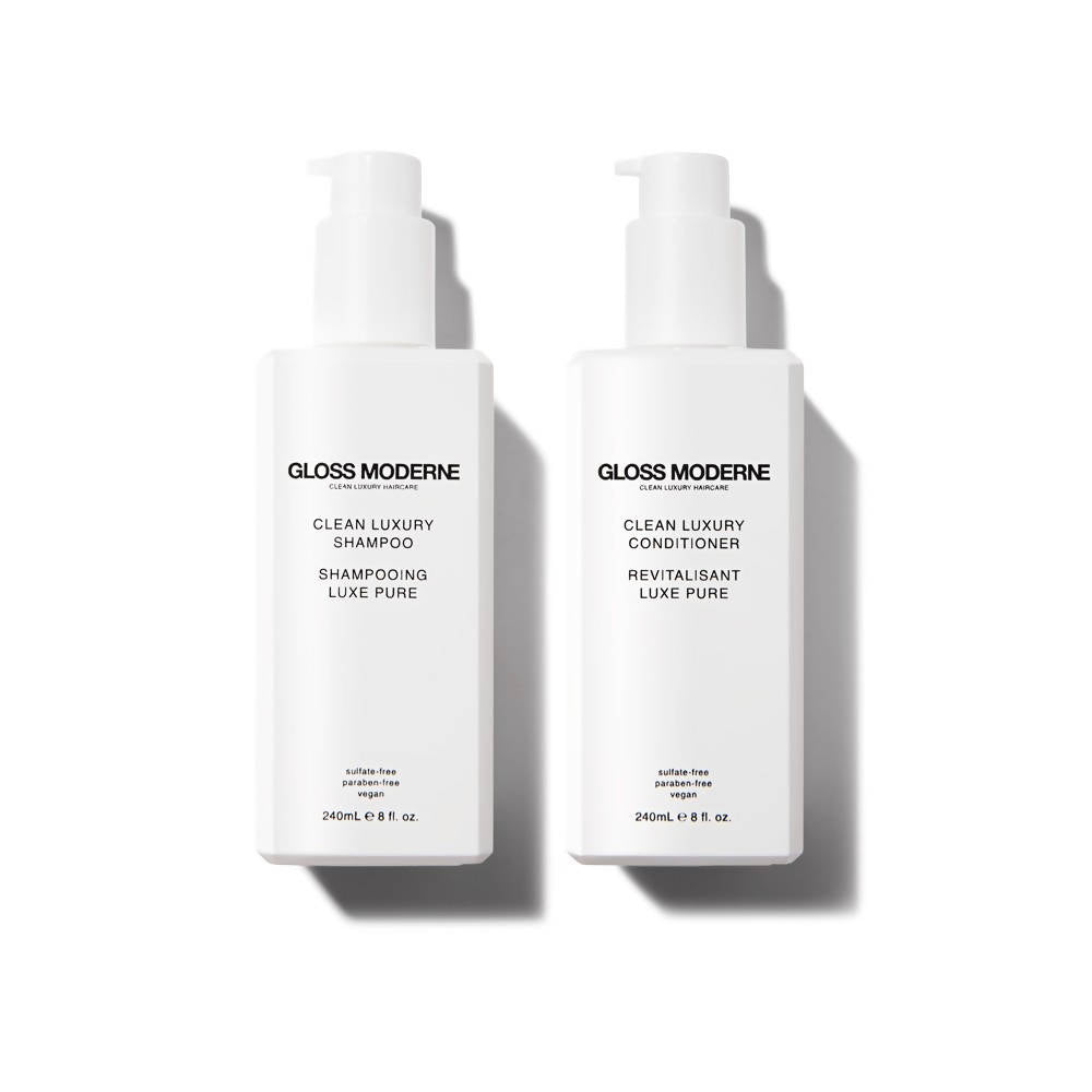 Clean Luxury Shampoo and Conditioner Duo - 240ml