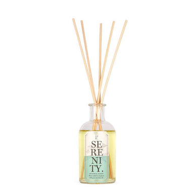 Serenity Essential Oil Reed Diffuser