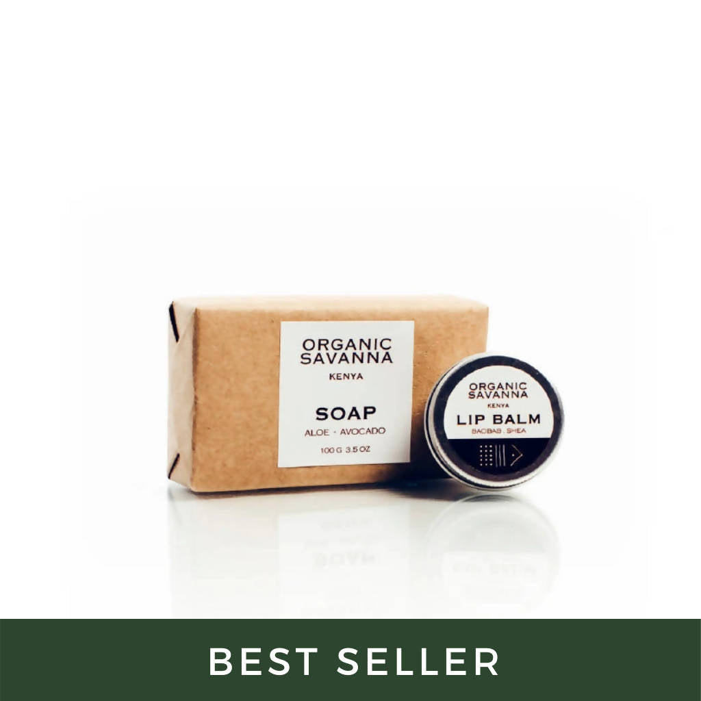 Gift Bundle: Soap & Balm