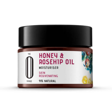 Honey & Rosehip Oil Moisturiser