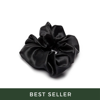 Pure Silk Linda Scrunchie