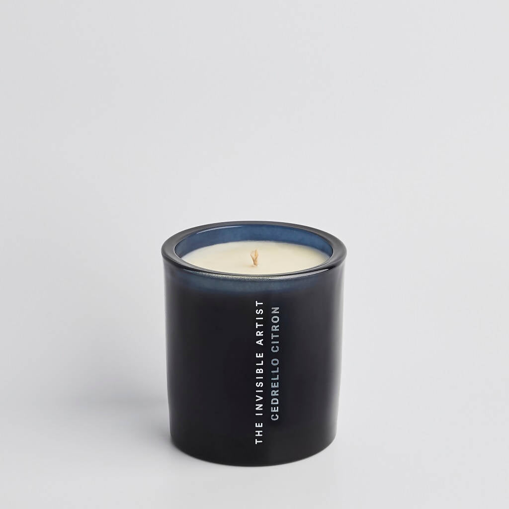Cedrello Citron Candle