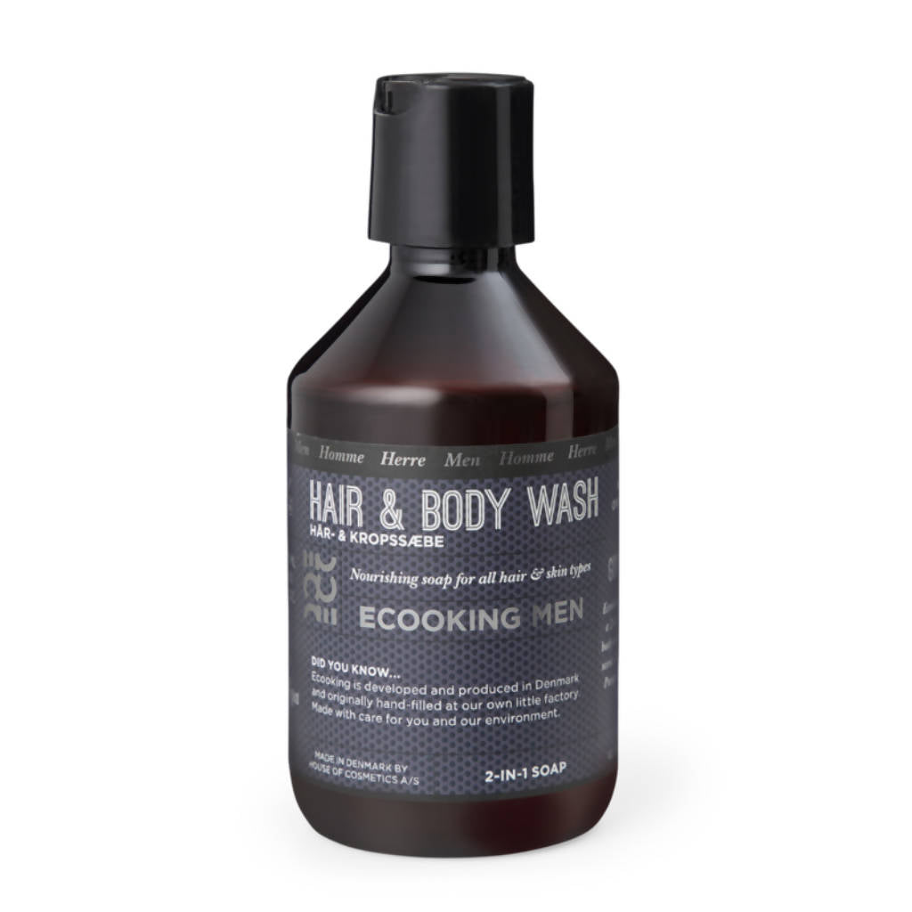 Men's Hair & Body Shampoo