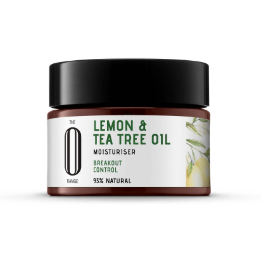 Lemon & Tea Tree Oil Moisturiser