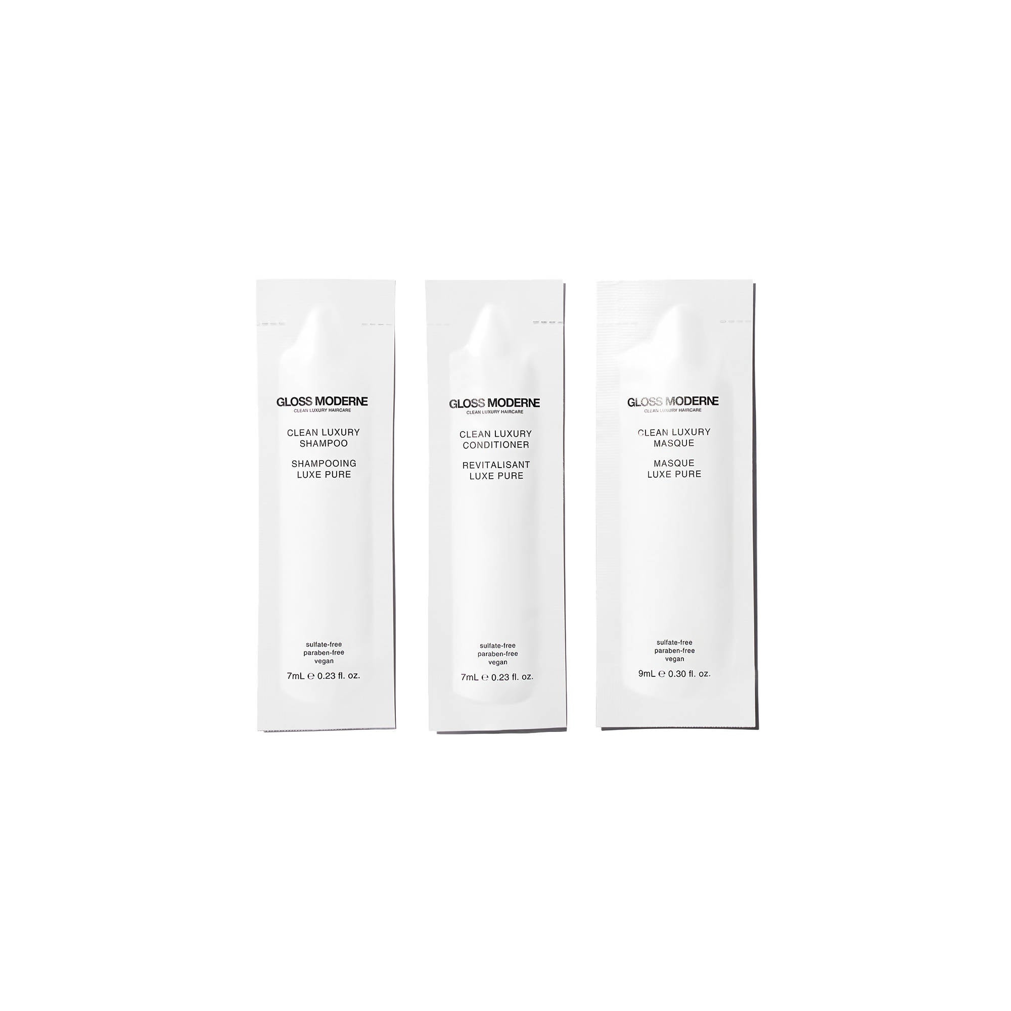 Clean Luxury Discovery Set - 3 Pack